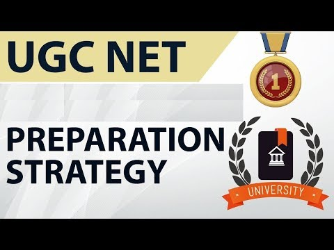 UGC NET Exam - How to prepare, subjects, pattern, syllabus, strategy, timetable, books, resources