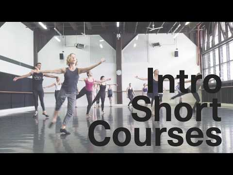 Sydney Dance Company Short Courses