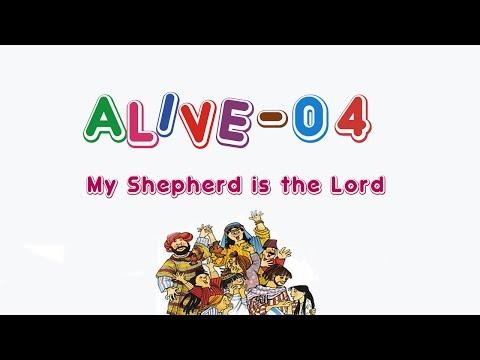 AO 4  My Shepherd is the Lord