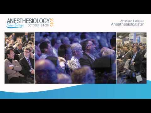 What is ANESTHESIOLOGY® 2015?