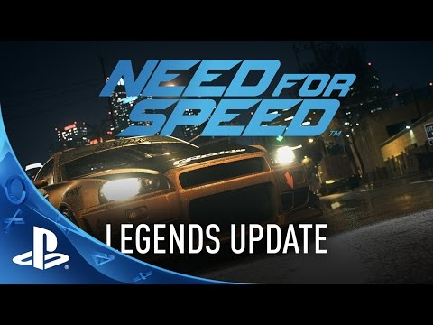 Need for Speed - Legends Update Trailer | PS4