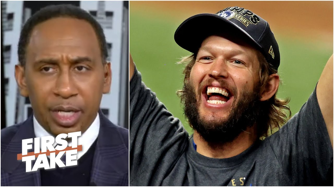 Download We'll never look at Clayton Kershaw the same again - Stephen A. Smith | First Take