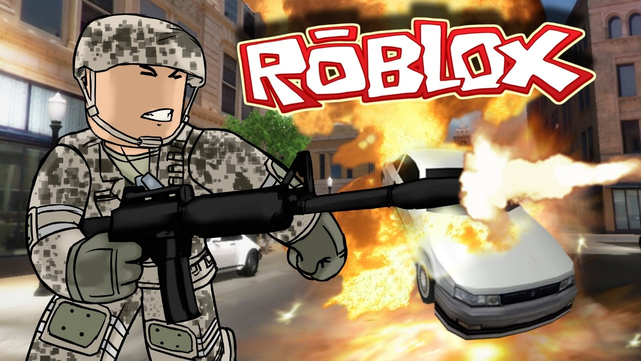 Roblox all out war