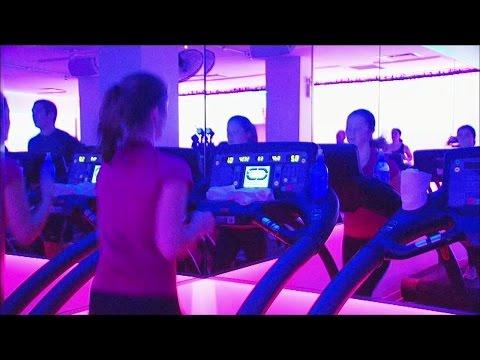 Mile High Run Club: Treadmill Running Classes in NYC