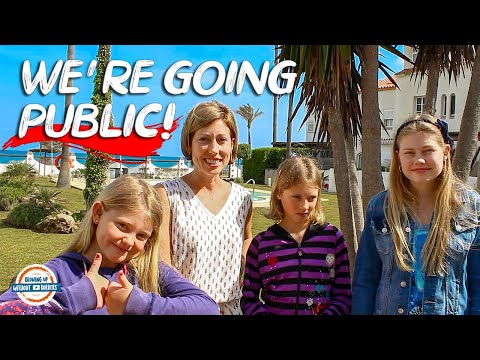 World Traveling Family of 80+ Countries Goes Public!