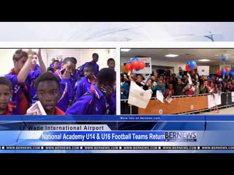 National Academy Youth Football Teams Return, Apr 15 2013