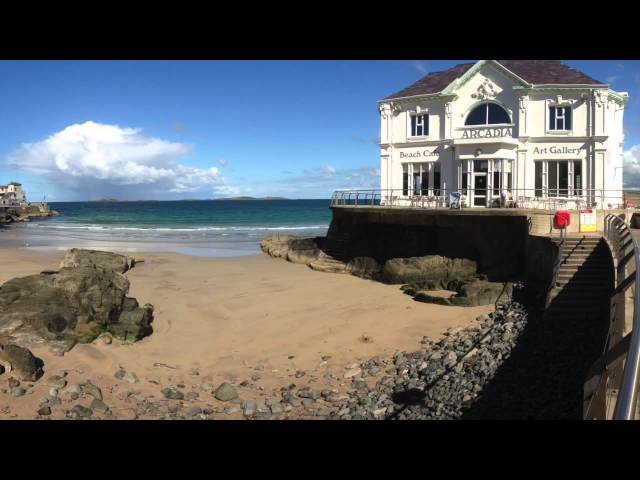 East Strand, Portrush, Northern Ireland