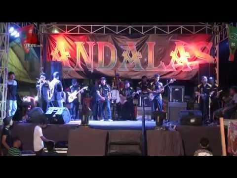 ROCK DANGDUT ANDALAS - MC. CAK KHAIDAR - OPENING CEREMONY
