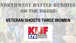 Gunman, Victims ID'd in California Veterans Standoff    Shannon Walker Discusses LIVE (3/12/18)