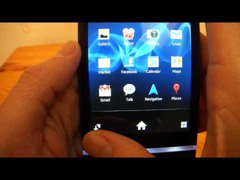 Sony Xperia S LT26i test 1