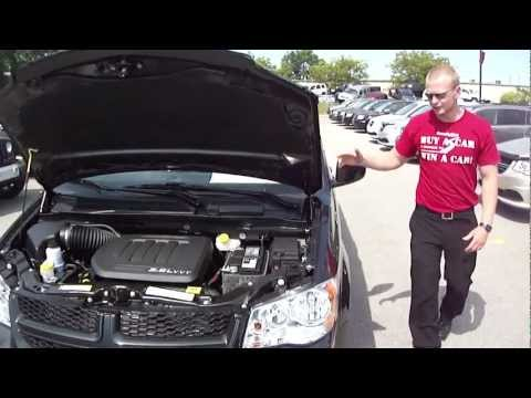 2012 Dodge Grand Caravan RT Review | Burlington | Unique Chrysler
