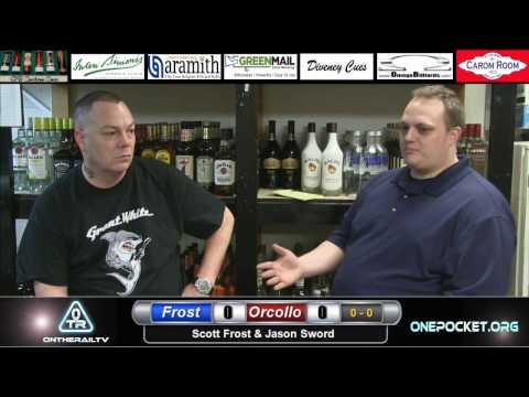 Scott Frost Interview - $200,000 One Pocket Match