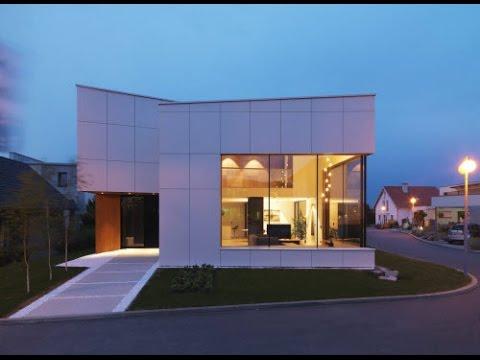 Dise o de casa de dos pisos moderna youtube for Casas modernas de dos pisos