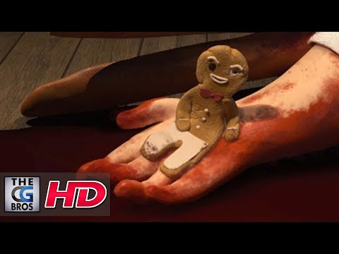 """CGI 3D Animated Short: """"Cookie Cutter - By Media Design School  