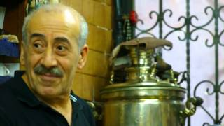 Grounds for Celebration: A Visit to Mandabatmaz and Master Turkish Coffee Maker Cemil Pilik