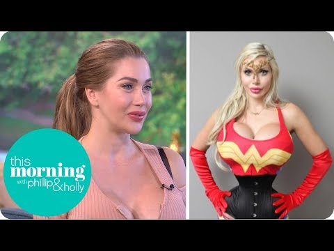 I Had 200 Procedures & 6 Ribs Removed to Look Like Wonder Woman | This Morning