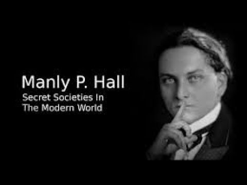 MANLY P HALL/Mystery Of The  Kundalini Force