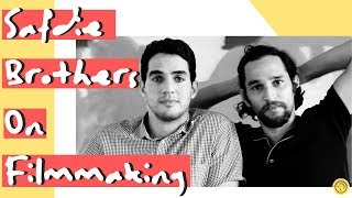 Safdie Brothers Interview   5 Lessons On Filmmaking