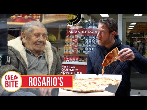 Barstool Pizza Review - Rosario's (Astoria)
