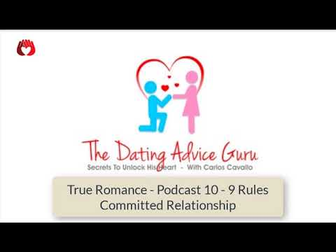 Difference between dating and committed relationship rules