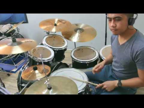 Born To Praise - Planetshakers (Drum Cover) Free drum score