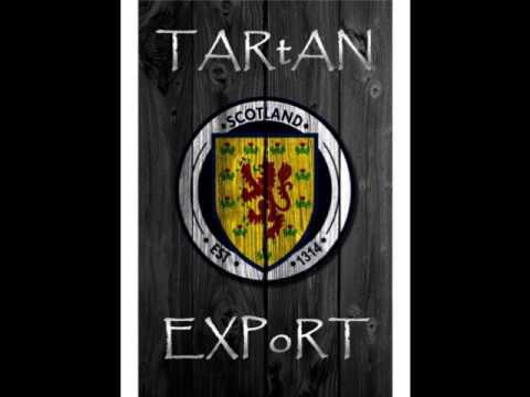 Tartan Export Caledonia