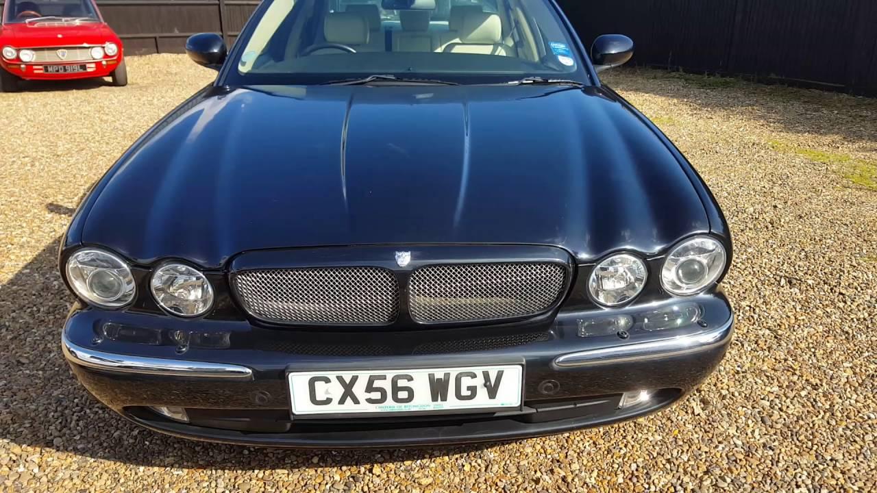 2006 Jaguar XJR Portfolio 42 V8 Supercharged Auto Saloon