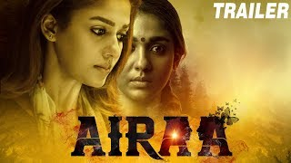 Airaa (2019) Official Hindi Dubbed Trailer | Nayanthara, Kalaiyarasan, Yogi Babu