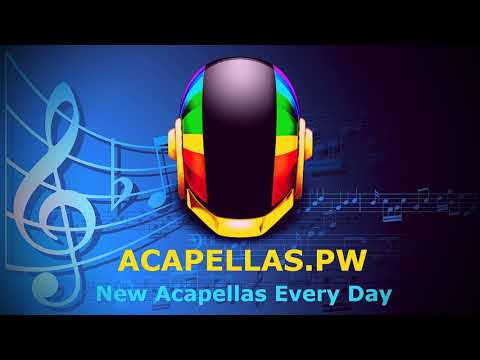 Katy Perry – Walking on Air (Studio Acapella) + DL Link
