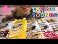 【EATING SOUNDS/No talking】ハンズオフマイチョコレート5種類!Hands off my chocolate!《字幕有》