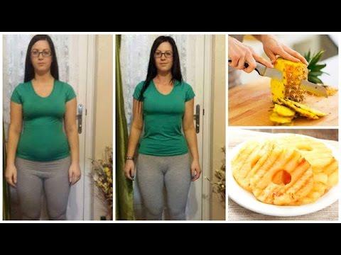 dieta de la piña 15 dias