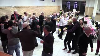 Repas traditionnel Italien de la St Barbe à Montigny en Ostrevent