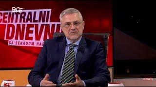 Tabaković: Ukinut ćemo RS! Sve ćemo uzeti Srbiji i RS-u ,25 milijardi, novac, imovinu!