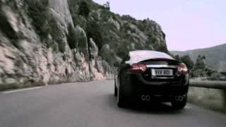 Jaguar XK - интерьер, тест-драйв