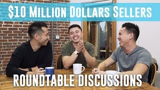 Secrets to a $10+ Million Amazon Empire | Round Table Discussions | Part 1