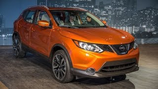 2017 Nissan Rogue Sport First Look: 2017 Detroit Auto Show