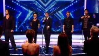 Take That - Greatest Day [LIVE on X-Factor] HD