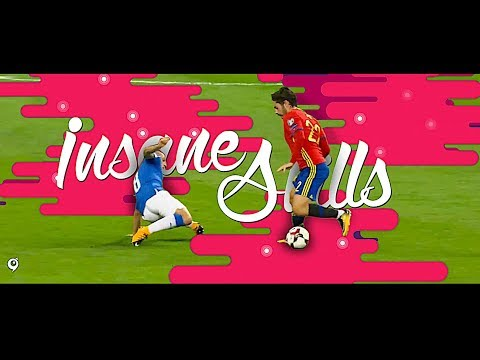 Football 2017/18 - Amazing Goals and Skills