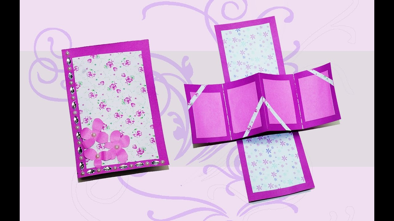 Do If Yourself Greeting Cards Twist And Pop Card Diy