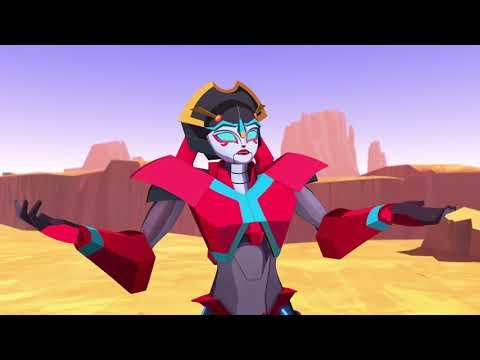 TRANSFORMERS Cyberverse | Fractured: Part 1 (Bahasa Indonesia) | Cartoon Network