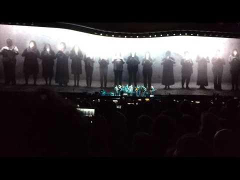 U2 The Joshua Tree Tour 2017 Seattle Eddie Vedder