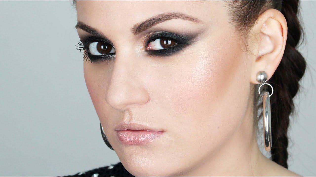 Molto Trucco Rock Felino - Makeup Tutorial - YouTube QD27