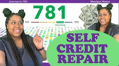Disputing, Settling & Removing Items From Credit Report-Live Call w/ Collection Agent| Credit Repair
