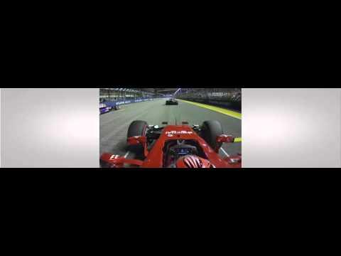 Formula 1 2015 Round 13 Singapore Race Grand Prix