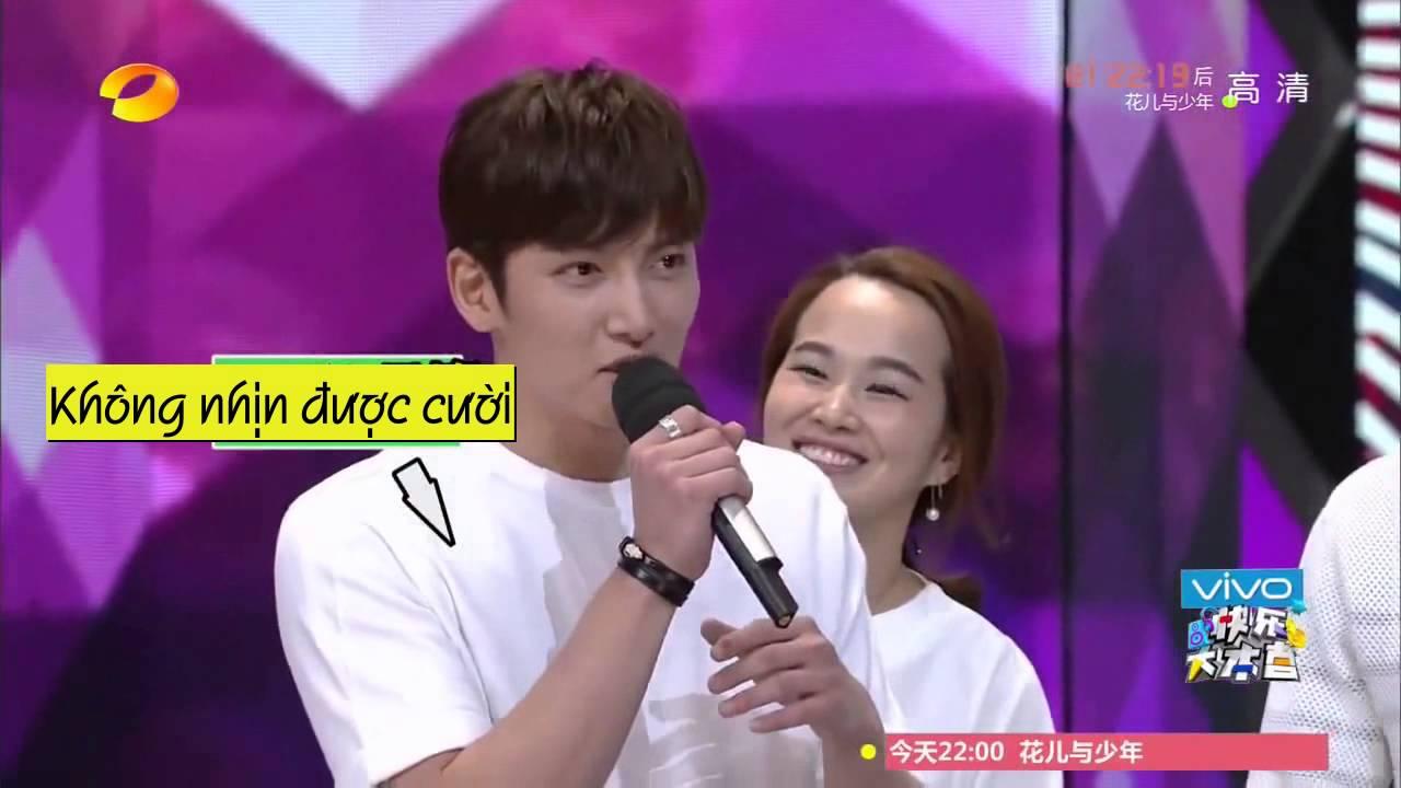 [Happy Camp 150516] Dương Dương thách đấu Ji Chang Wook