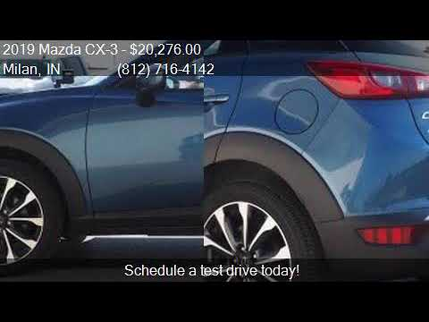 2019 Mazda CX-3 Touring AWD 4dr Crossover for sale in Milan,