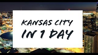 Travel vlog Kansas City in one day // River Market, Country Club Plaza, Union Stattion