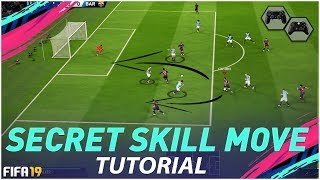 FIFA 19 SECRET TRICK - HIDDEN SKILL MOVE TO ALWAYS GET PAST DEFENDERS !! FIFA 19 TUTORIAL