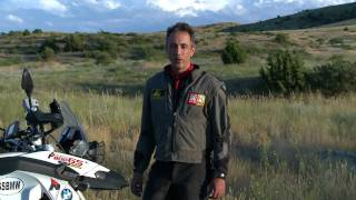 Sterling Noren's Essential Accessories - BMW F800GS (Part 2)
