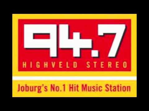 94.7 Highveld Stereo Radio Imaging Promo